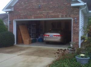 Mom's garage
